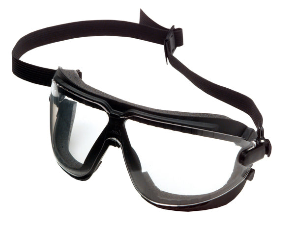 3M™ Lexa™ Dust GogglesGear™ Safety Goggles 16617-00000-10 Clear Lens, Headband, Medium 10 EA/Case
