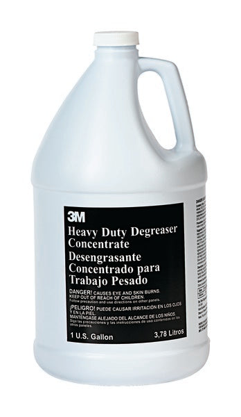 3M™ Heavy Duty Degreaser Concentrate 34782, 1 Gallon, 4/Case