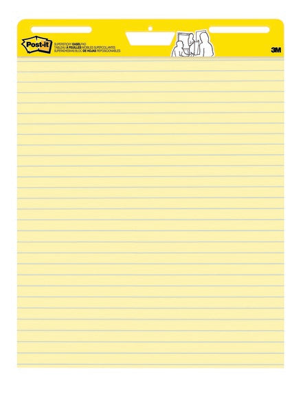 Post-it® Super Sticky Easel Pad, 561SS 25 in. x 30 in.