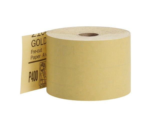 3M™ Stikit™ Paper Sheet Roll 236U, 2-3/4 in x 45 yd P220 C-Weight, 10 per case, Restricted
