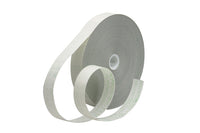 3M™ Microfinishing Film Roll 372L, 40 Mic 5MIL, 8 in x 150 ft x 3 in (203.2mmx45.75m), Keyed Core, ASO