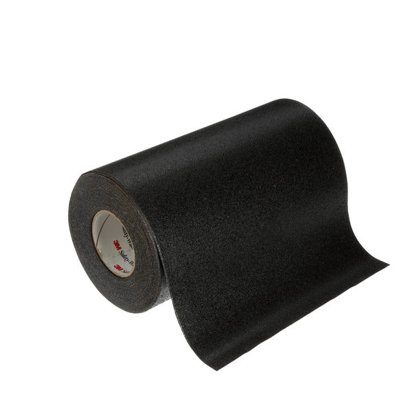 3M™ Safety-Walk™ Slip-Resistant Conformable Tapes & Treads 510, Black, 6 in x 60 ft, Roll, 1/Case