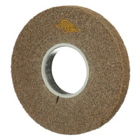 Scotch-Brite™ Cut and Polish Wheel, CP-WL, 5A Fine, 6 in x 1/2 in x 1 in, 4 per case