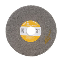Scotch-Brite™ Light Deburring Wheel, LD-WL, 8S Fine, 8 in x 36 in x 3 in