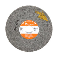 Scotch-Brite™ SST Deburring Wheel, ST-WL, 8S Fine, 12 in x 6 in x 5 in, 1 per case