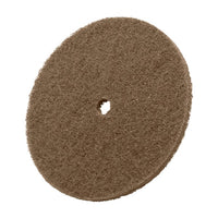 Scotch-Brite™ Cut and Polish Disc, CP-DC, A/O Medium, 12 in x 1-1/4 in, 25 per case