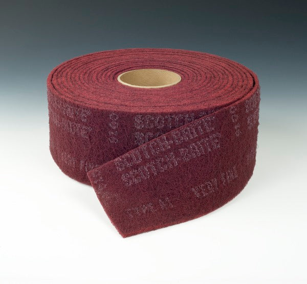 Scotch-Brite™ Durable Flex Roll, 50 in x 30 yd A MED, 1 per case, Restricted