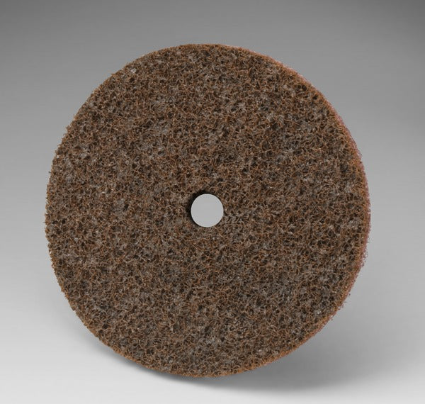 Scotch-Brite™ SL Surface Conditioning Disc, SL-DH, Super Duty A Coarse, 7 in x 7/8 in, 25 per case, Restricted