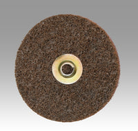 Scotch-Brite™ Surface Conditioning Disc TN Quick Change, 4-1/2 in x NH A CRS, 50 per case