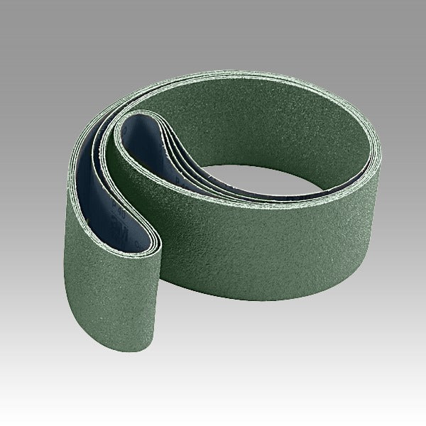 Scotch-Brite™ Surface Conditioning Low Stretch Belt, SC-BL, A/O Medium, 37 in x 75 in, 1 per case