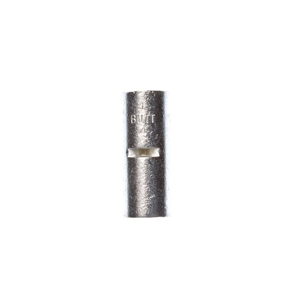 3M™ Scotchlok™ Butt Connector, Non-Insulated Brazed Seam M4BCK, 4 AWG, built-in wire stop for correct positioning, 200/Case