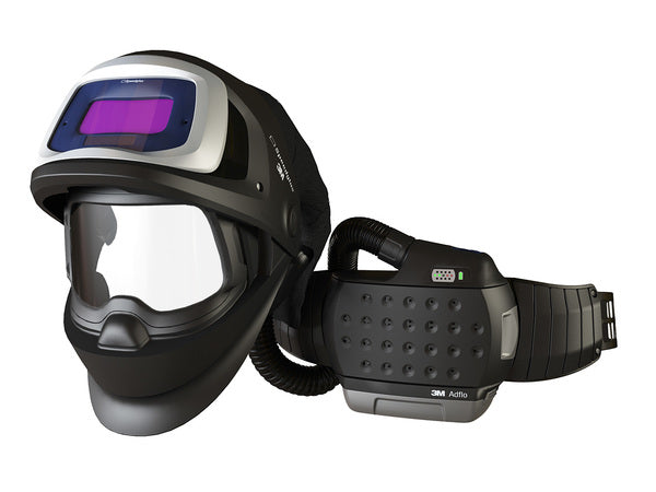 3M™ Adflo™ Powered Air Purifying Respirator He System with 3M™ Speedglas™ Welding Helmet 9100 Fx-Air, 36-1101-10Sw, 1 Ea/Case