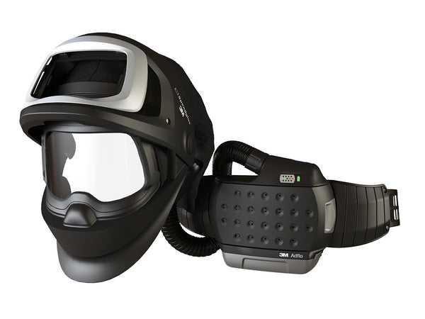 3M™ Adflo™ Powered Air Purifying Respirator HE System with 3M™ Speedglas™ Welding Helmet 9100 FX-Air, 36-1101-00SW, 1 ea/Case