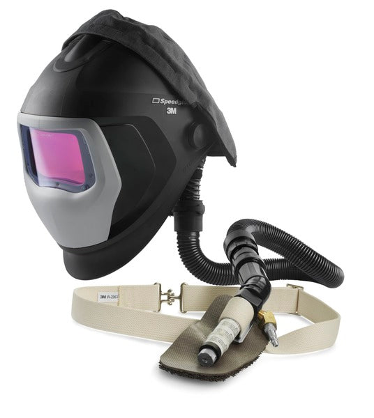3M™ Speedglas™ FA III SAR with V-100 Valve and 9100-Air Welding Helmet 25-5702-30iSW, ADF 9100XXi, 1 EA/Case