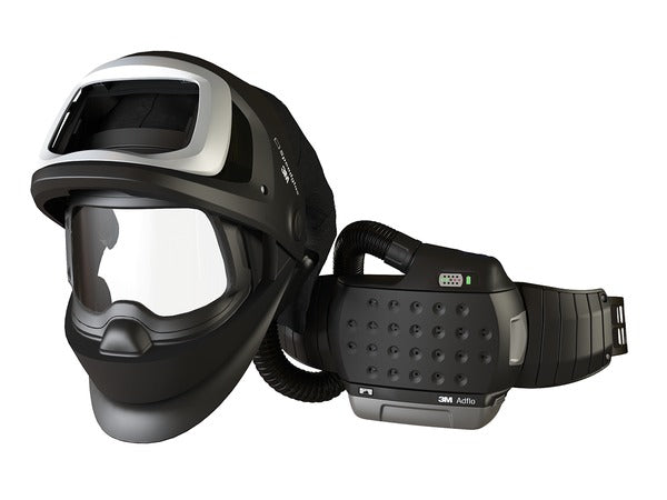 3M™ Adflo™ PAPR with 3M™ Speedglas™ Welding Helmet 9100 FX- Air, 36-1101-00SWHA, High Alt, Li Ion Batt, No ADF, 1 ea/Case