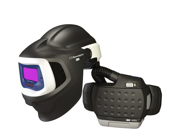 3M™ Adflo™ Powered Air Purifying Respirator HE System with 3M™ Speedglas™ Welding Helmet 9100 MP, 37-1101-00SW, 1 ea/Case