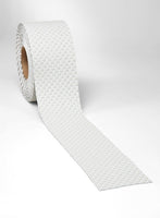 3M™ Stamark™ High Performance Contrast Tape A380AW-5 White/Black, Net, 9 in x 50 yd, 6 in with 1.5 in borders