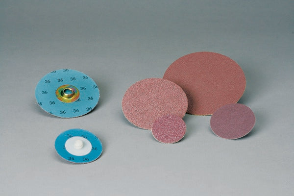 Standard Abrasives™ Quick Change TS A/O 2 Ply Disc 525402, 2 in 36, 100 per inner 1000 per case
