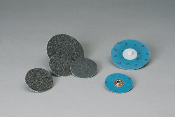 Standard Abrasives™ Quick Change TS S/C 2 Ply Disc 522215, 1 in 40, 100 per inner 200 per case