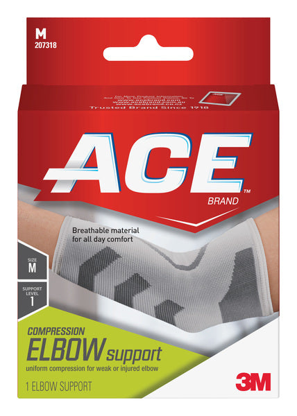 ACE™ Compression Elbow Support 207318, M