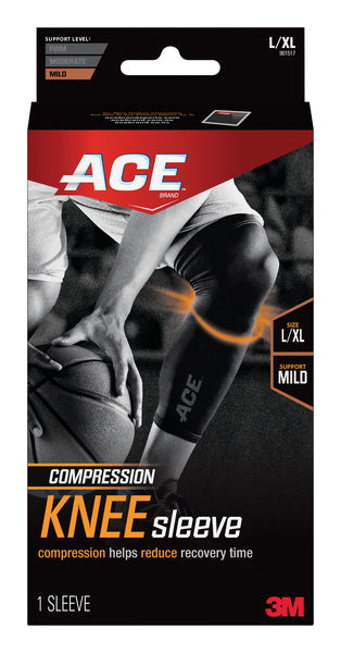 ACE™ Brand Compression Knee Sleeve 901517, L/ XL