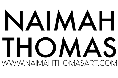 Naimah Thomas Art