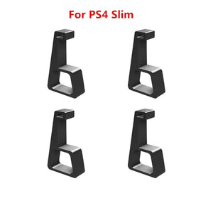 Cooling Horizontal Version Bracket For PS4 For Slim For Pro Game Machine Base Flat-Mounted Bracket Accessories For Playstation 4