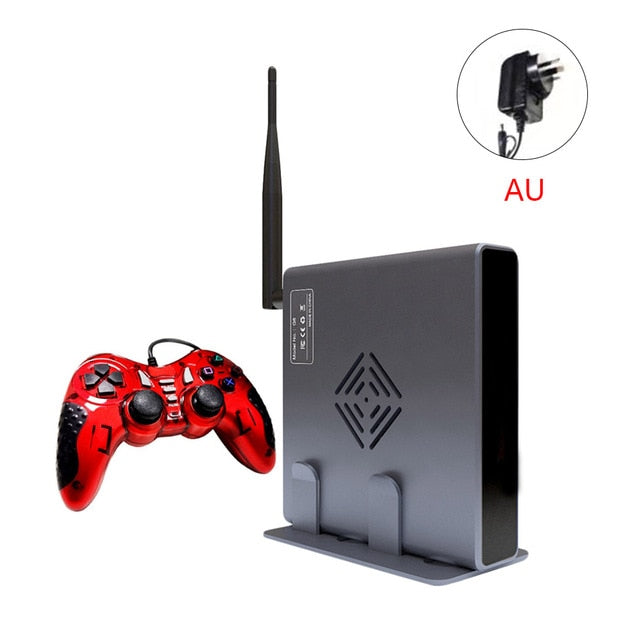 4K HDMI TV Gaming Edition Host HD TV 3D Video Game Host Console With WIFI Build-In 2323 Games 32GB TF Card EU/US/UK Plug