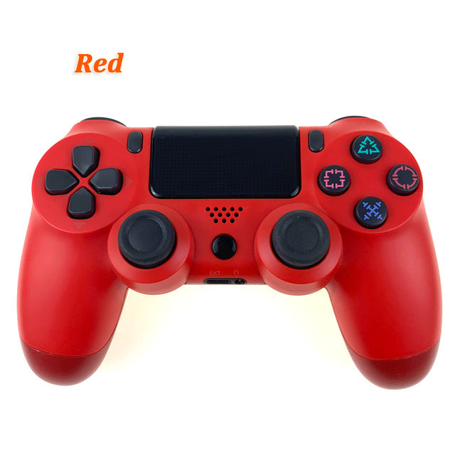 2019 Wireless Bluetooth Game controller for PS4 Dual Shock Vibration Joystick Gamepads for PS3 Console for PlayStation 4 replace