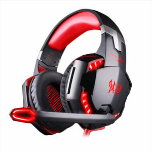 Gaming Mouse 4000 DPI + Headset Stereo Gamer Headphones with microphone Earphone Adjustable Gamer Mice Wired USB For PC Mice Set
