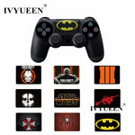 IVYUEEN 1 PCS PVC Touch Pad Decal Vinyl Sticker For Dualshock 4 PS4 Pro / Slim Controller Touchpad Skin Cover for PlayStation 4