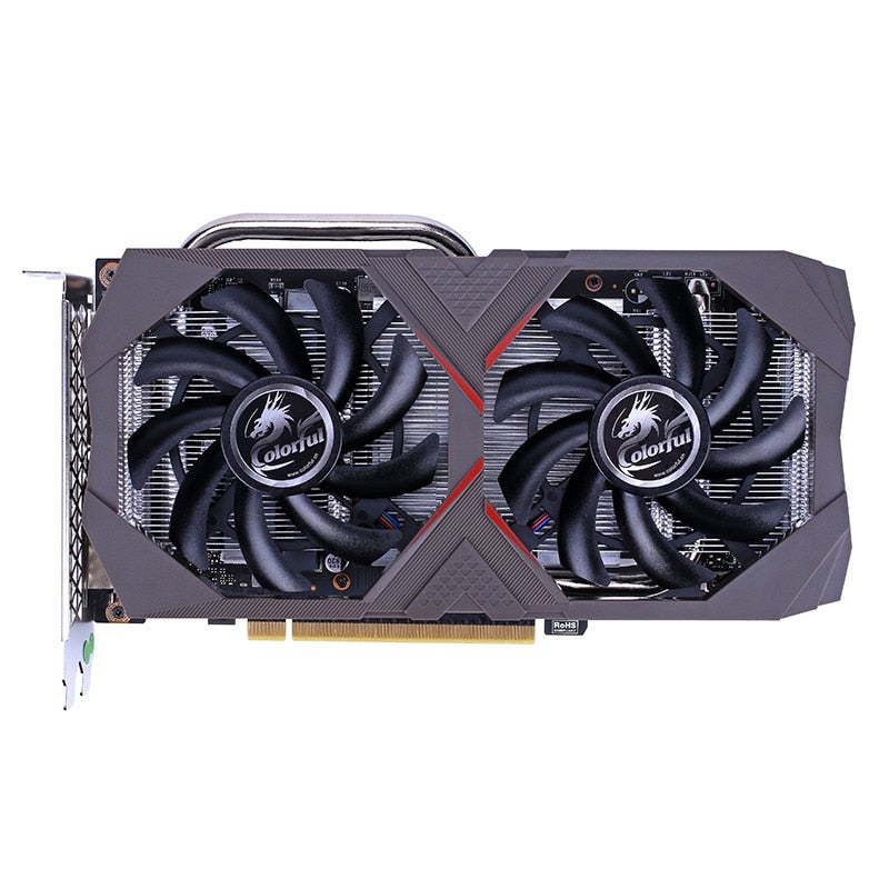 COLORFUL GeForce NVIDIA GTX1660Ti ES 6G Gaming Graphics Card