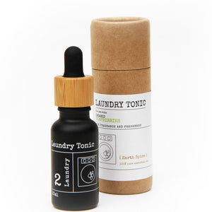 THAT RED HOUSE Laundry Tonic - 'Earth Spice' 20ml: 100% Pure Essential Oil