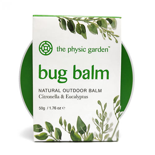 The Physic Garden Bug Balm ~ 50g