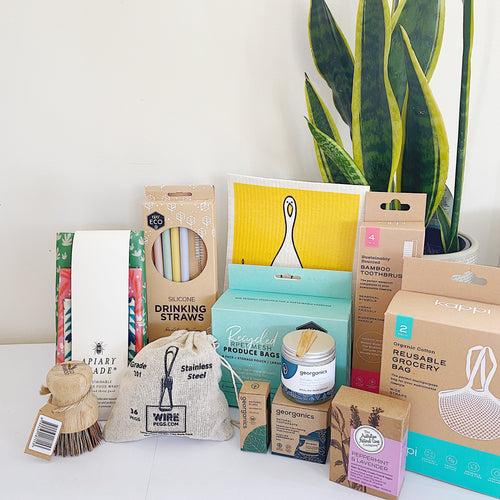 THE ULTIMATE PLASTIC FREE BUNDLE