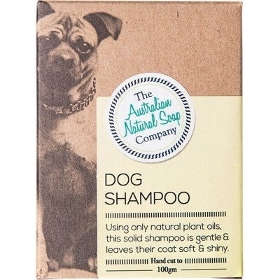 ANSC DOG SHAMPOO BAR