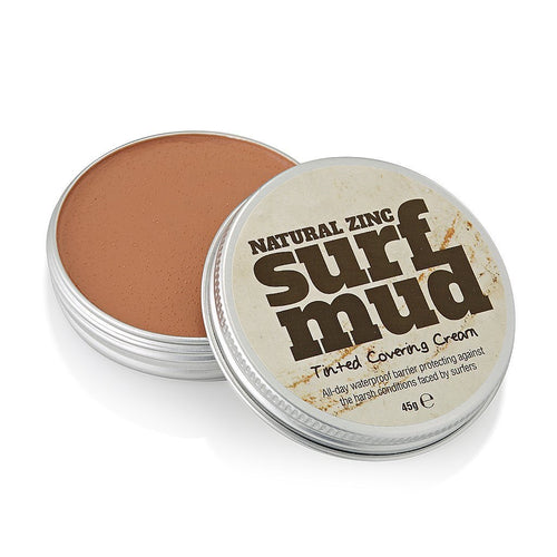 Surfmud – Natural Zinc: Tinted Covering Cream