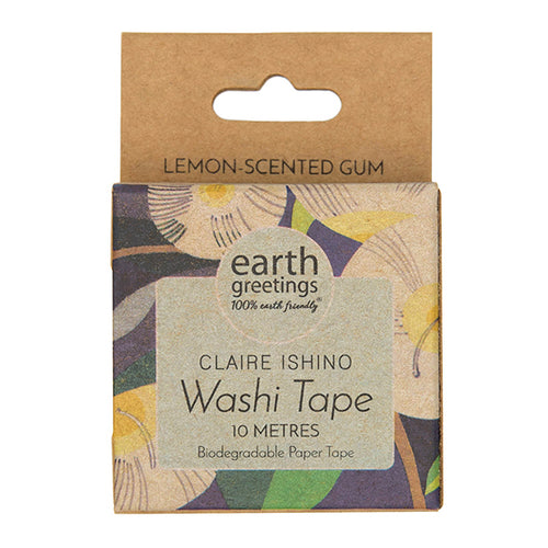 Earth Greetings Washi Tape