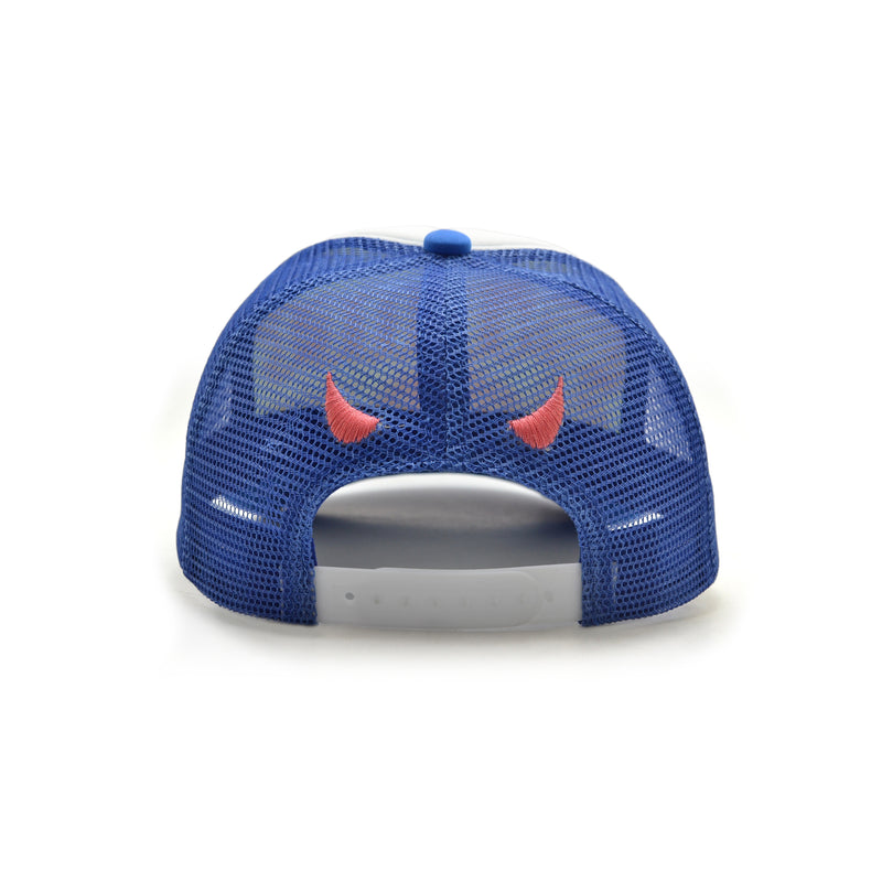 Godlands X Ratlife Trucker, Blue
