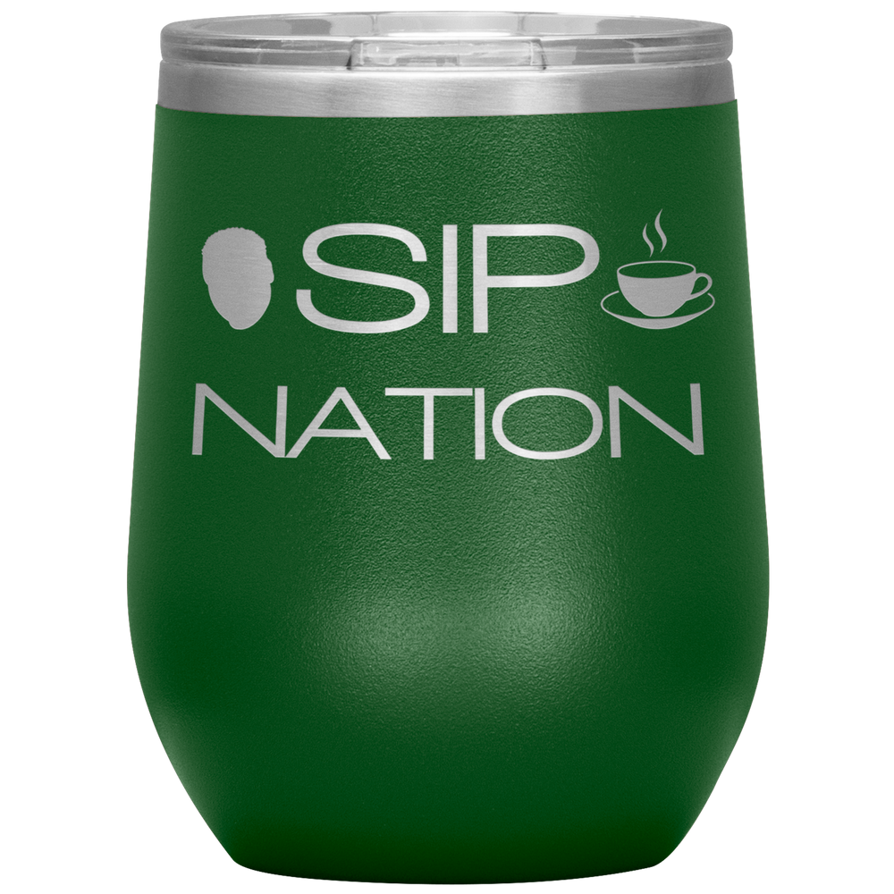 Sip Nation Wine Sipper