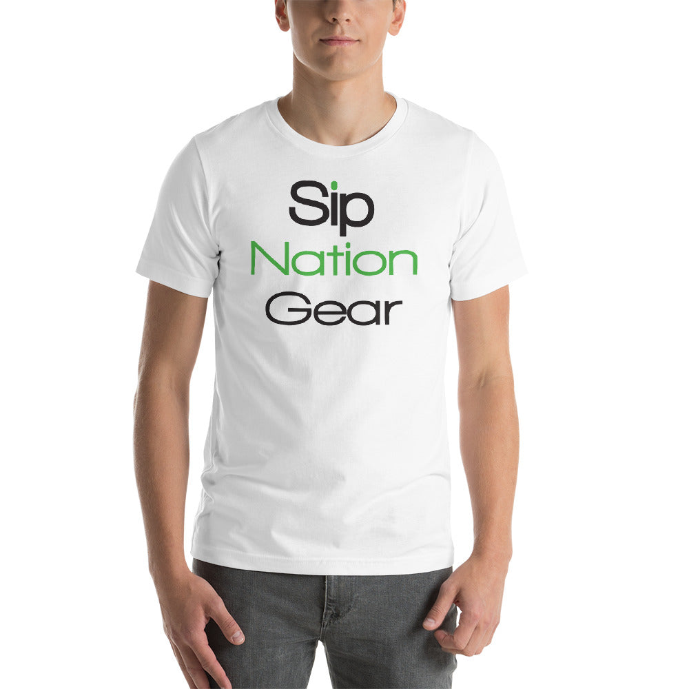 Sip Nation Gear Unisex T-Shirt