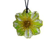 Naturally Shaped Flower Necklaces