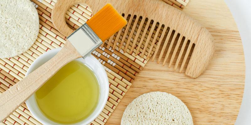 DIY Spa Day at Home with Olive Oil