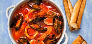 9 Traditional Italian Seafood Dishes