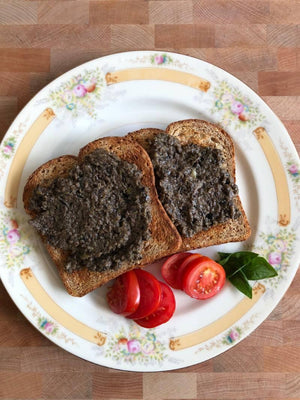 Quick Olive Tapenade Recipe