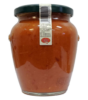 Authentic Italian vegetable sauce.