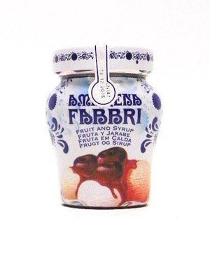 Amarena Fabbri Wild Cherries in Heavy Syrup - 230g