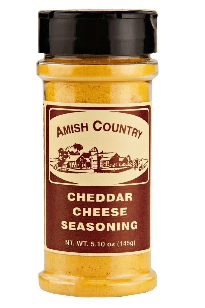 Amish Country Cheddar Cheese Seasoning, 5.1 oz Pantry Amish Country Popcorn