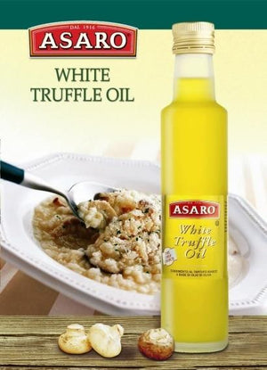 Asaro White Truffle Oil - 250ml