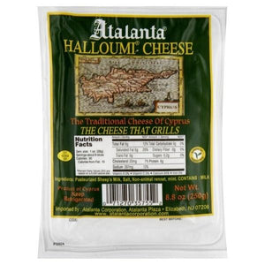 Atalanta Cypriot Halloumi Cheese, 8.8 oz